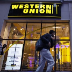 Western Union Pays Gambling Fine