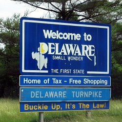 Delaware Ends 2019 with Online Poker and Casino Games Up