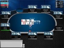 sports betting poker site