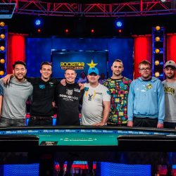 WSOP Main Event Final Set – Manion Leads While Cada Looks for Second Crown