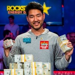 John Cynn Emerges From Epic Heads-Up War to Win 2018 WSOP Main Event
