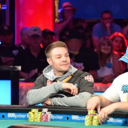 Tony Miles Takes 64 Percent of Chips in Play into Main Event Final – Cada Falls