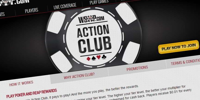 WSOP Real Money Nevada Poker Site