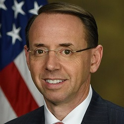 Rosenstein Delays New DOJ Decision, Pennsylvania Responds