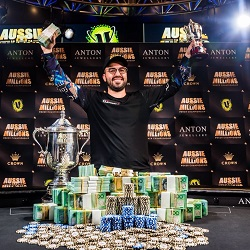 Bryn Kenney Claims Aussie Millions Main Event Victory