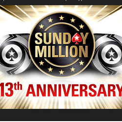 PokerStars to Celebrate 13 Years of Sunday Millions