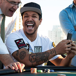 Ramos to Represent New Players-Come-First Poker Site