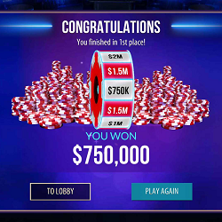 Zynga Adds New Fast-Play Game to WPT Tournaments
