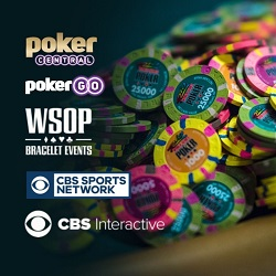 Poker Central Partners with CBS for WSOP Coverage