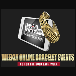 WSOP Online Offers Satellites and Player Appreciation Event