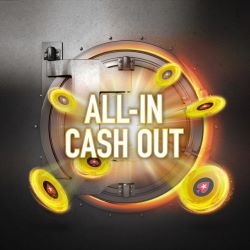 PokerStars Rolls Out All-In Cash Out Function