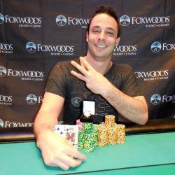 Eriquezzo Wins Second WSOP Global Championship