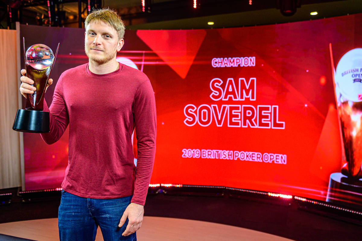 Sam Soverel BPO Champion