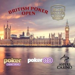 Soverel Leads British Poker Open Through 5 of 10 Events