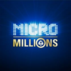 MicroMillions 16 Set for November 10-24 on PokerStars