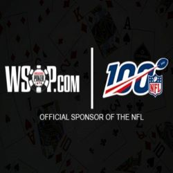WSOP Online Partners with NFL as Sponsor