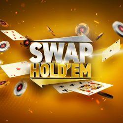 PokerStars Introduces Swap Hold'em Cash Games
