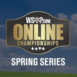 WSOP Online to Offer Largest Spring OC Series in April