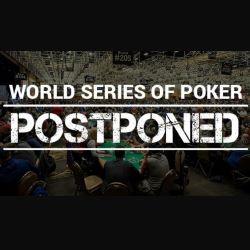 WSOP Officially Postpones 2020 Summer Series