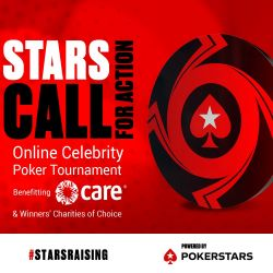 PokerStars to Host Celebrity Charity Tournament May 9