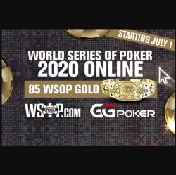 Stasiak Shines with Second Bracelet in WSOP 2020 Online