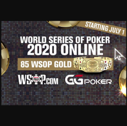 WSOP 2020 Online Finds First Five Bracelet Winners