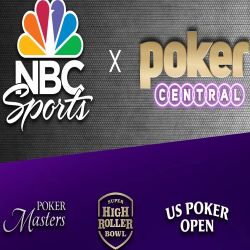 Poker Central Extends Partnership with NBC Sports