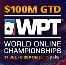 Petrangelo Picks Up WPT World Online Championship Title