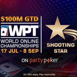 First WPT World Online Championships Events in the Books