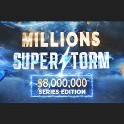 888poker Announces Millions Superstorm Series for September