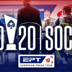 PokerStars Returns to Live Poker with EPT Sochi