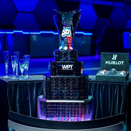 Inaugural WPT World Online Championships Awards $100.7M