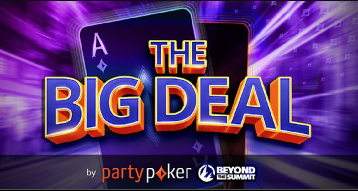 PartyPoker Bonds with eSports in The Big Deal