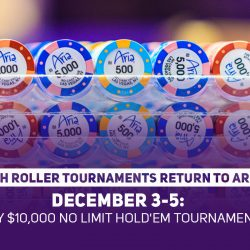 Poker Central Brings High Stakes Back to Aria