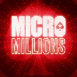PokerStars Sets MicroMillions for November 19-29