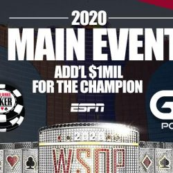 WSOP Online in US Sets Its Main Event Final Table