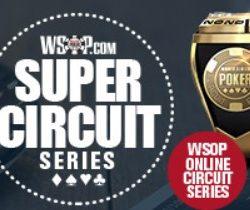 WSOP Super Circuit Series Underway in US