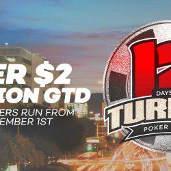Bovada Begins 12 Days of Turbos Poker Series