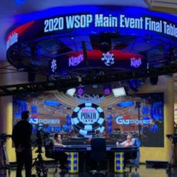 Salas Claims Spot at 2020 WSOP Main Event Finale