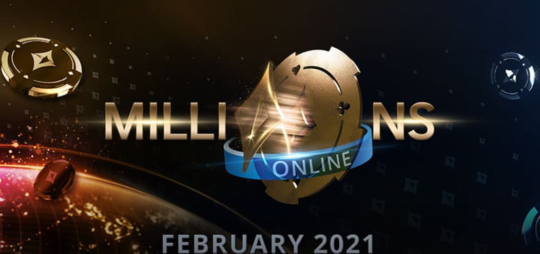 PartyPoker MILLIONS Online Set to Begin February 21