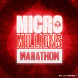 PS MicroMillions Marathon to Run 100 Events in 4 Days