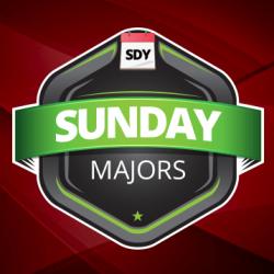 BetOnline Sunday Majors tournaments