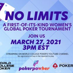 Poker Powher to Host Free Tournament Online March 27