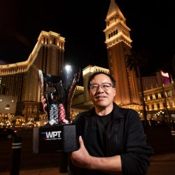 WPT Crowns Two New Champions in One Week in Vegas