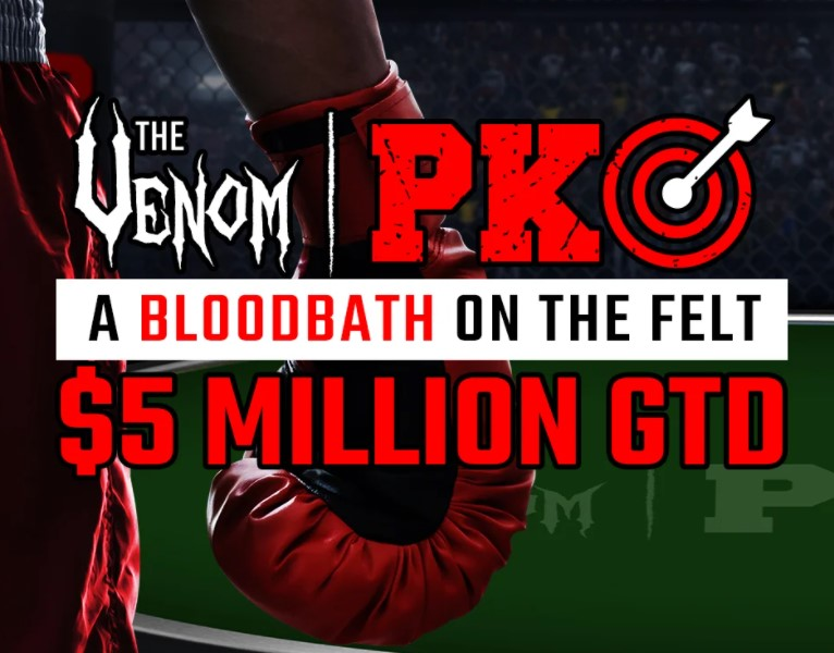 Americas Cardroom to Host Venom PKO Starting April 30