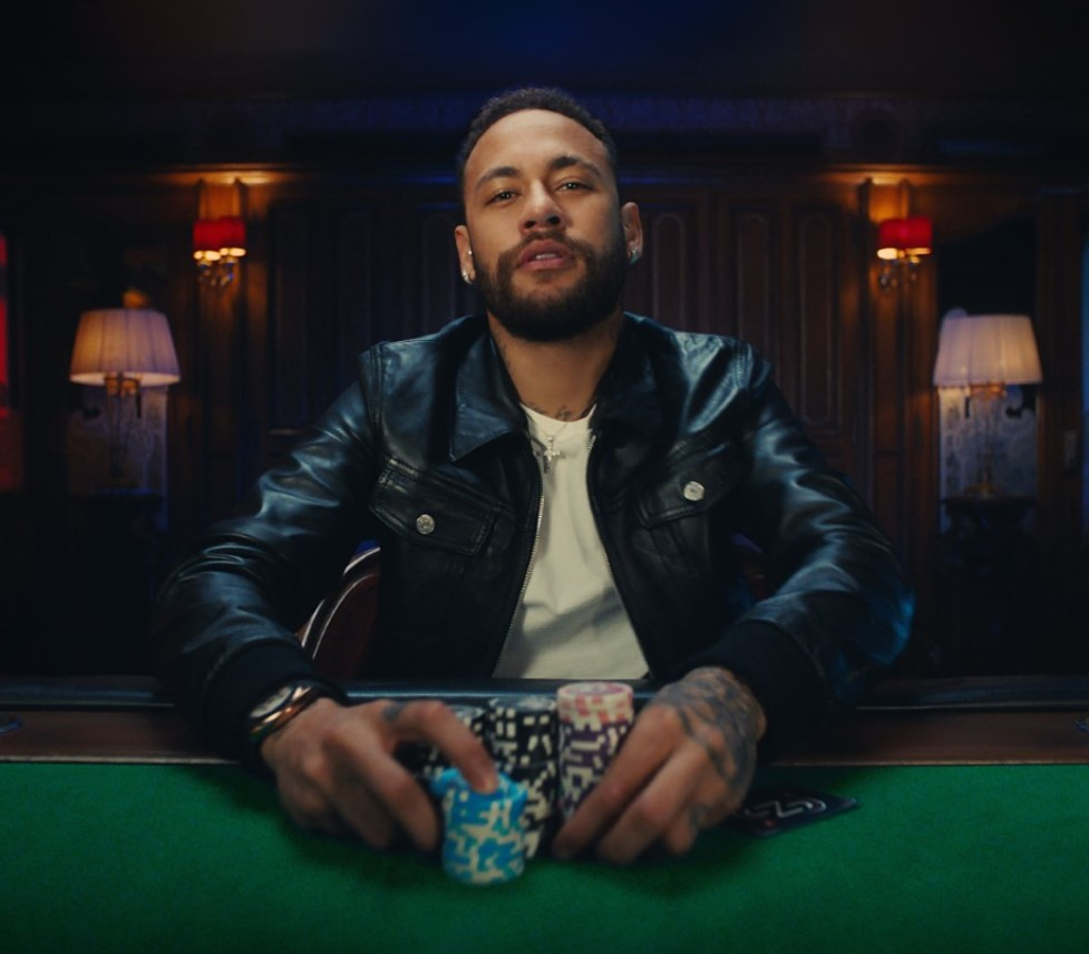 PokerStars Names Neymar Jr as Cultural Ambassador