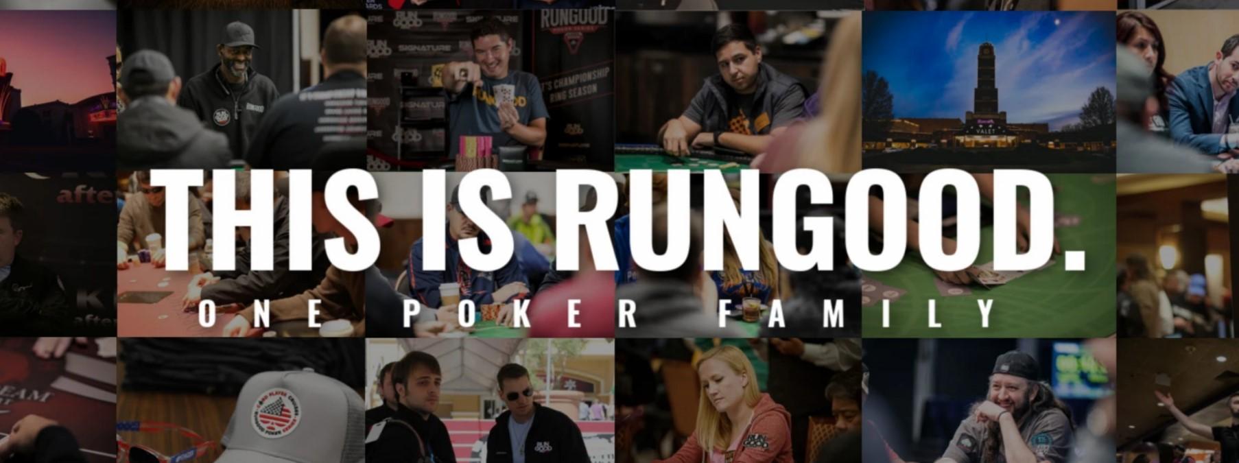 RunGood One Poker Family