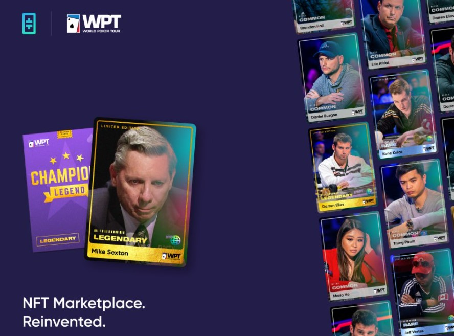 WPT Launches Real-Time NFT Marketplace