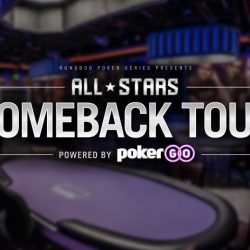 All-Stars Comeback Tour powered by PokerGO