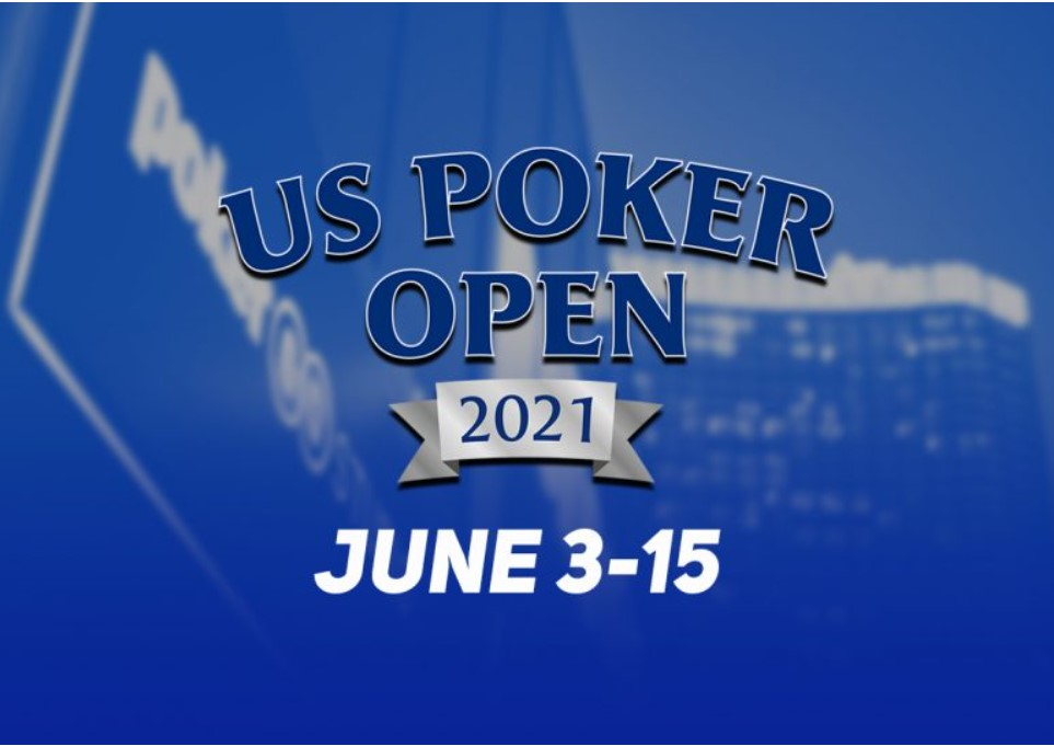 PokerGO to Host Next US Poker Open in Vegas June 3-15